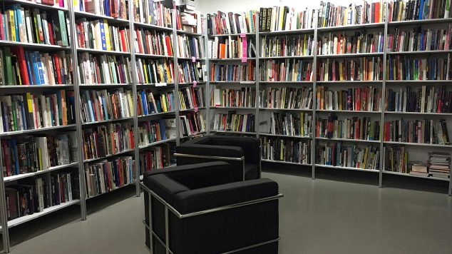 I.M.R.C. Media Library