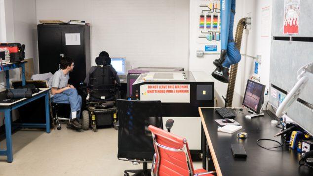 IMRC Electronics Lab