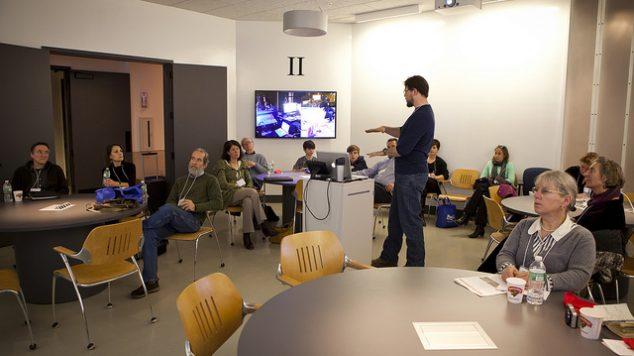 IMRC 112 - Information Technology Classroom