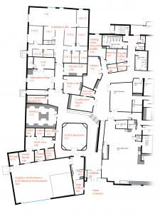 IMRC Floor Plan