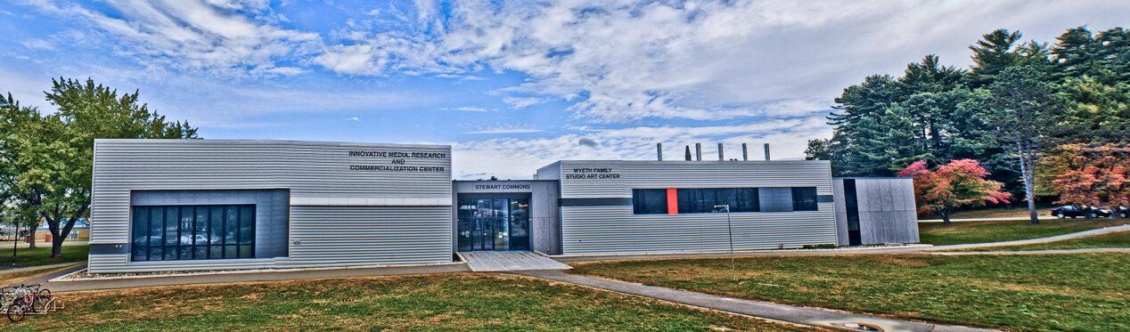 IMRC Center - Stewart Commons Exterior